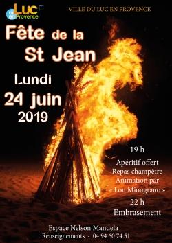 Fête de la St Jean au Luc