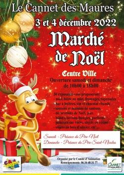 Marché de Noël au Cannet des Maures