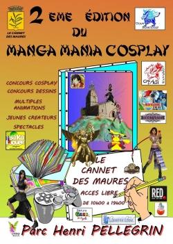 Manga Mania Cosplay