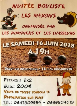 Vide grenier aux Mayons