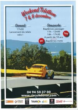 Téléthon au Circuit du Luc en Provence