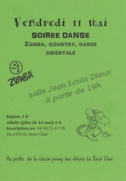 Zumba Party au Luc en Provence