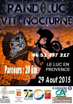 RandoLuc VTT Nocturne