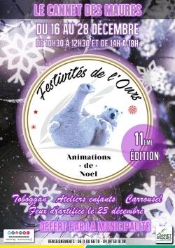 Festivités de l'Ours au Cannet des Maures