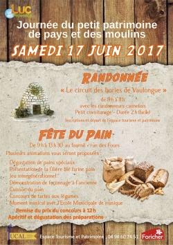 Fête du pain au Luc en Provence