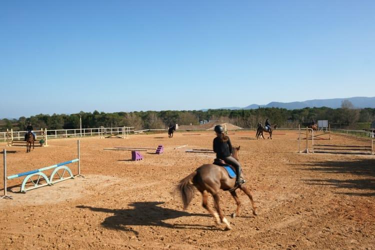 Tourisme au c ur du var s jours et activit s en centre - Centre equestre jardin d acclimatation ...